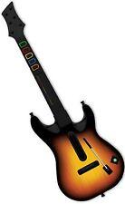 XBox 360 Guitar Hero World Tour GUITAR ONLY band 1 2 3 4 5 aerosmith metallica