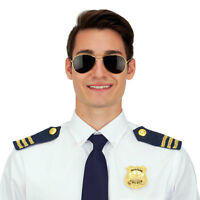 Police Officer Costume Accessory Set