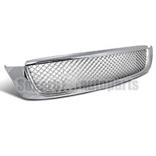For 2000-2005 Cadillac DeVille Mesh Style Abs Front Hood Grille (Fits: Cadillac)