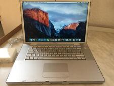 Apple MacBook Pro a1260 39,1 cm (15,4 pouces) Ordinateur Portable-mb133d/a (février, 2008)