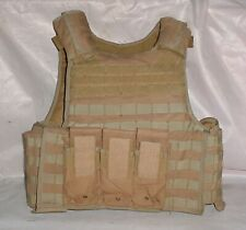 Condor Plate Carrier With Pouches