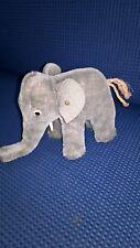 Steiff Elefant mit Knopf im Ohr aus den 70ern