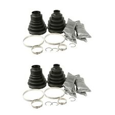 NEW Land Rover Range Rover 03-12 Set of 2 Front Outer CV Joint Boot Kits GKN