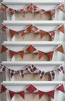 CHRISTMAS MANTEL / MANTLE PIECE DECORATION XMAS FIREPLACE BUNTING BANNER SWAGS