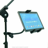 Quick Release Robi Music Microphone Stand Tablet Holder for Galaxy Tab A 9.7""