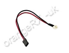 JR to EH Adapter lead / Plug  - 160mm - orangeRX - UK
