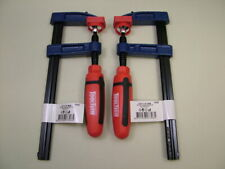 F clamps joinery clamp pack of 2, clamp up to 50mm wide 150mm deep, high quality