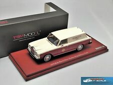 Rolls Royce Silver Shadow 1979 True Scale Miniatures TSM124366 1:43