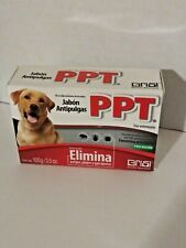 Grisi~Ppt Jabon Antipulgas 100g Dog Flea Medicated Treatment Soap Bar