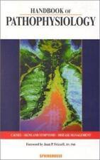 Handbook of Pathophysiology (Books)