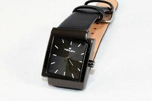 XENLEX Women X shape Unique Design Watch Leather Strap New Battery