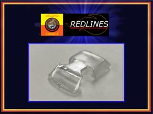 1970 Hot Wheels Redline 'Fire Chief/Police Cruiser' Repro Windshield SCR-W0056