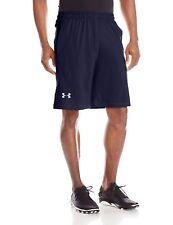 "Under Armour HeatGear RAID 10"" Loose Fit Shorts Men's XL Dark Navy 1253527"