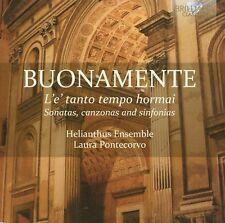 BUONAMENTE: L'E' TANTO TEMPO HORMAI  CD NEW+ BUANAMENTE,GIOVANNI BATTISTA