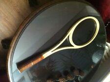 Raqueta de tenis Snauwaert Fibre Craft nuevo l4 madera New Old Racket Wood