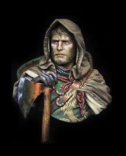 1/10 Medieval Caballero busto de resina Figura MODELO CONJUNTO sin montar sin pintar (E)