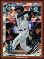 2019 Bowman Chrome Prospects Atomic Refractor Jose De La Cruz #BCP-149