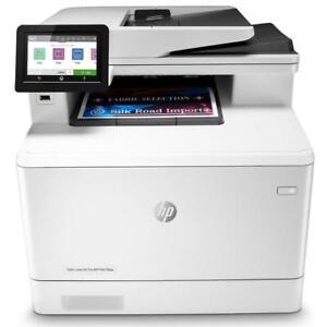 HP LaserJet Pro MFP M479fdw AIO Wireless Printer Copy Scan Fax All In One