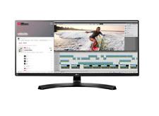 NEW LG 34UM88-P - 34'' 3440x 1440 21:9 UltraWide® QHD IPS LED Monitor w FreeSync