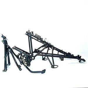 05-08 2007 BMW R1200GS Adventure ABS Front & Rear Body Frame Chassis Set [CC]