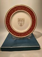 Rare Royal Worcester Prince Regent Police Presentation Plate, Boxed