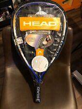 New Head Ti Rocket Racquetball 3 5/8 Raquet Nano Titanium Jack Huczek Edition
