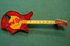 HRC hard rock café Tijuana rosso chitarra EKO 700 V4
