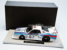 Top Marques 1/18 Lancia beta Montecarlo Turbo #67 le Mans 1981