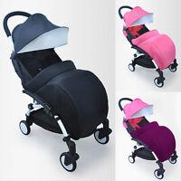 3 Color Baby Stroller Fleece Sleeping Bag Footmuff Sack Infant Pushchair Fleabag