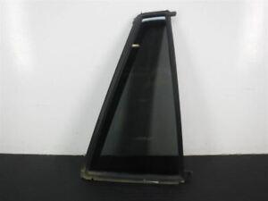 06-13 Mercedes R320 R350 R500 Passenger Rear Door Vent Glass OEM 2517301855