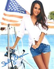 New listing Shelby Chesnes Signed 8x10 Photo #32 Playboy Playmate of the Month July 2012