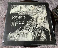 Vintage Wyzard Knights Of Metal Album 1984 Second Edition Pazuzu Records PR-666