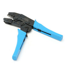 Solar MC4 Photovoltaic Cable Crimping Pliers Tools Terminal Ratcheting Crimper