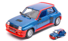 Renault 5 Rurbo 1982 Blue/red 1 24 Burago