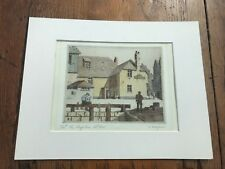 More details for 1950s or 60s original etching