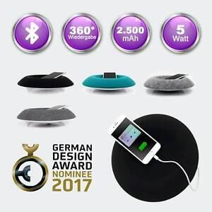 MUEMMA® Bluetooth Lautsprecher + Powerbank 6 Speaker 10h Akku Musikbox USB Mp3