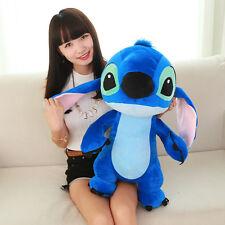 60CM Big Lilo Stitch Giant Large Stuffed Soft Plush Toy Doll Pillow Cushion Gift