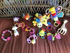 Vulli Sophie the Giraffe La Baby Teether And Other lamaze Toys