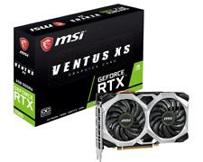 MSI GeForce RTX 2060 6GB Ventus XS Boost Graphics Card