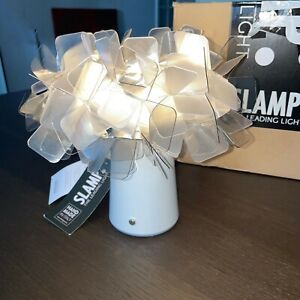 SLAMP Clizia Battery LED Table Lamp USB Rechargeable by Adriano Rachele