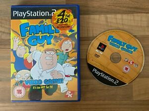 FAMILY GUY VIDEO GAME PlayStation 2 (PS2) Game