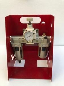 Filtro Regulador Lubricador Frl Set Para Neumático Llave Torque