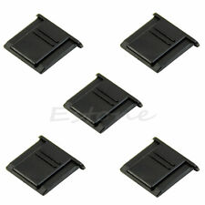 New 5Pcs Hot Shoe Cover for Canon Nikon Olympus Pentax Panasonic DSLR SLR