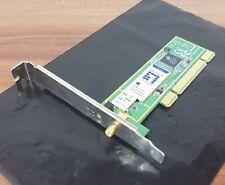 WLAN Wifi Karte PCI Level One WNC-0301 54Mbit HW Ver 4.0 11g