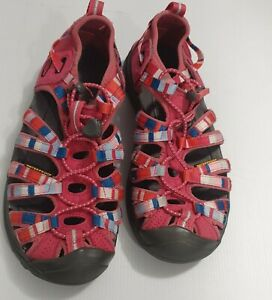 Keen Pink Waterproof Hiking Sandals Sz EU36  US4