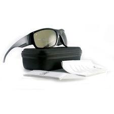Smith Men's Sunglasses Dockside/N Polarized D28/L7 63 16 130 Shiny Black