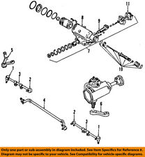 Dodge CHRYSLER OEM 90-93 D350 Steering Gear-Inner Tie Rod End 52005670