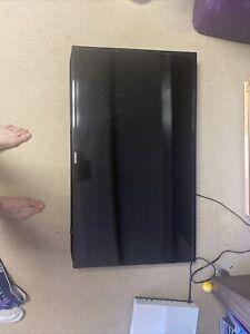 Used black samsung 42 inch led tv