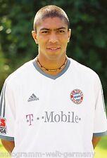 Giovanne Elber il Bayern Monaco 2002-03 RARO FOTO +4