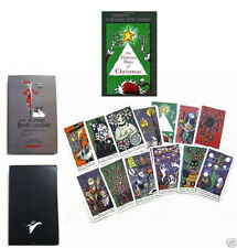 NIGHTMARE BEFORE CHRISTMAS 13 DAYS OF CHRISTMAS BOOK & HOLIDAY EVENT TAROT CARDS